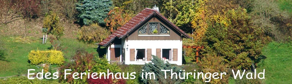 Edes Ferienhaus Ferienwohnung Floh-Seligenthal